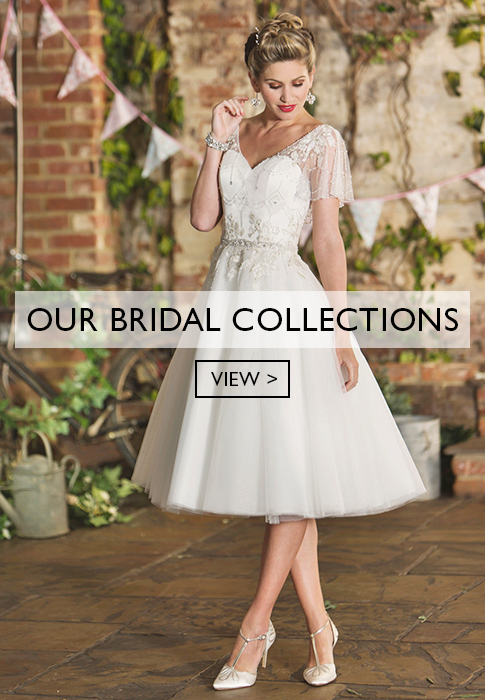 VIEW OUR BRIDAL COLLECTIONS