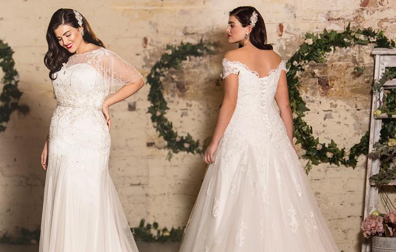 Designer Wedding & Bridesmaids Dresses, Vintage Tea Length